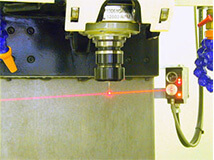 Damaged cutting tool sensor