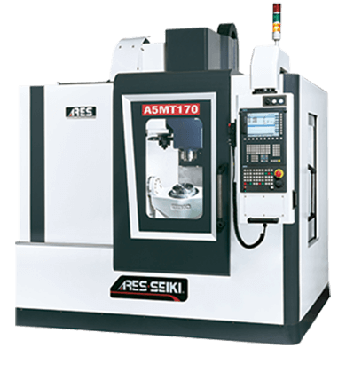 A5MT170 Series of CNC Mill-Turn Machining Center